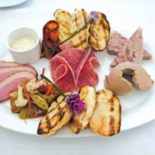 Charcuterie plate - Brant Point Grill at the White Elephant, Nantucket, MA