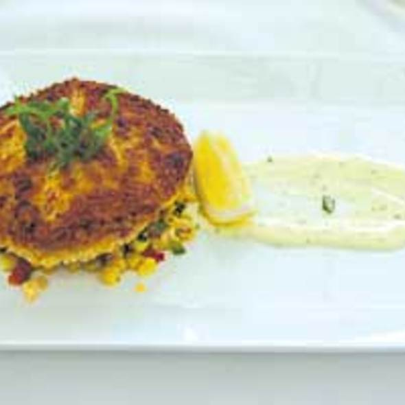 Nantucket Crab Cake - Brant Point Grill at the White Elephant, Nantucket, MA
