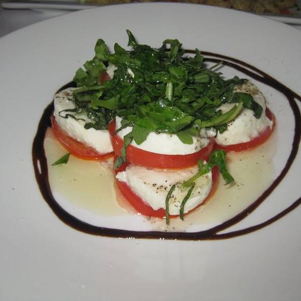 Tomato Bocconcini Salad - Al Porto Ristorante, Vancouver, BC
