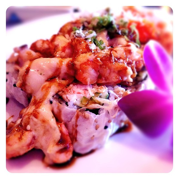 Lobster Rolls - Yanagi Sushi & Grill, Dublin, CA