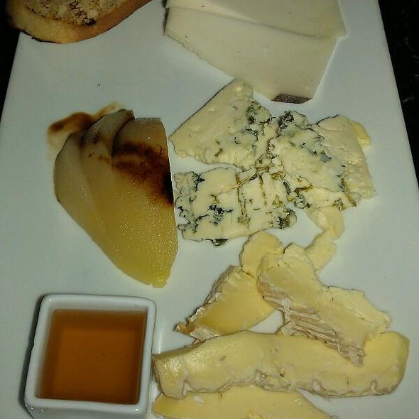 Artisan Cheese Plate - Via Vino Enoteca, St. Louis, MO