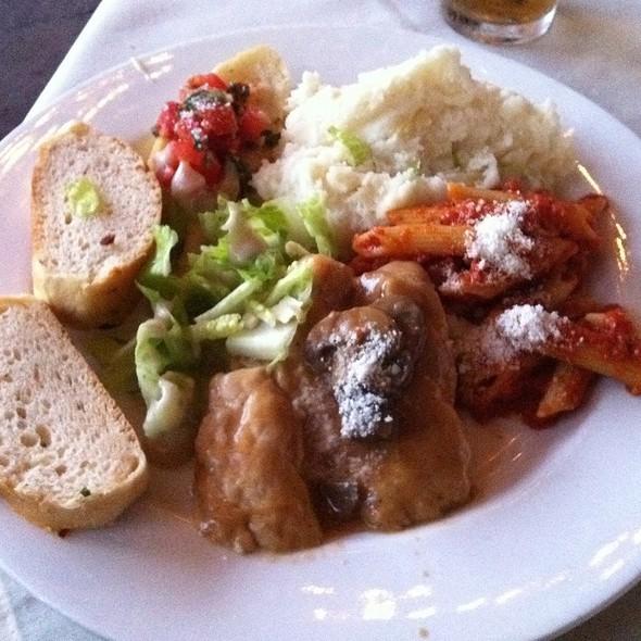 buffet - Brio Tuscany Grille - Dana Point, Dana Point, CA