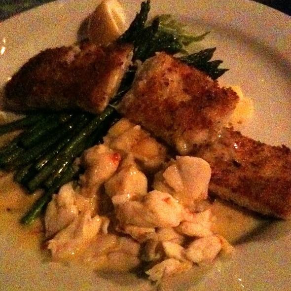 Corvina Fish - Pearl's Saltwater Grille, Savannah, GA