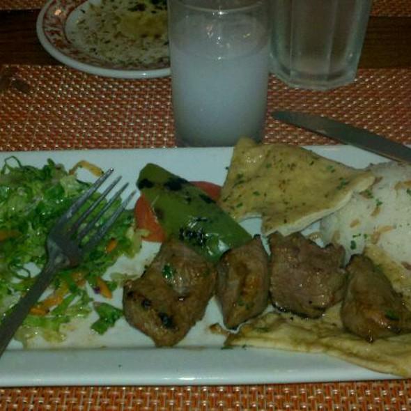 Lamb Kebab - Truva, Atlanta, GA