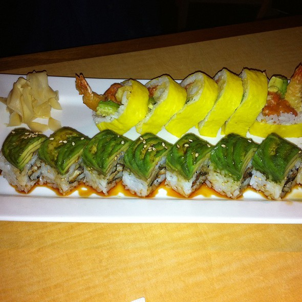 Assorted Sushi - Kona Grill - Stamford, Stamford, CT