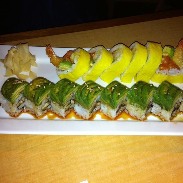 Assorted Sushi - Kona Grill - Stamford, Stamford, CT