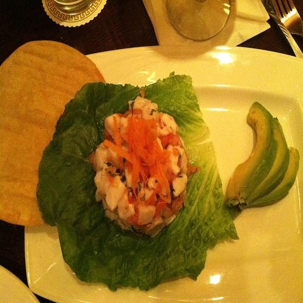 Mixed Seafood Ceviche - Luibueno's Mexican & Latin Cuisine, Haleiwa, HI