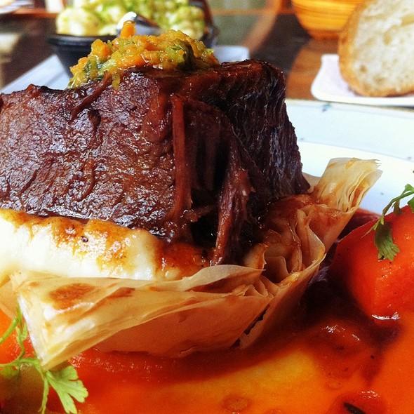 beef short ribs - Park 75, Atlanta, GA
