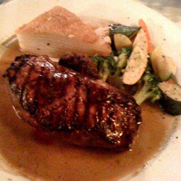 NY Strip Steak - Andiamo Italian Restaurant - Dearborn, Dearborn, MI