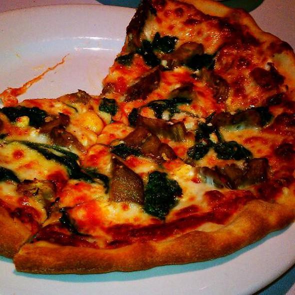 The Mediterranean Pizza - Grape Street Café, Las Vegas, NV