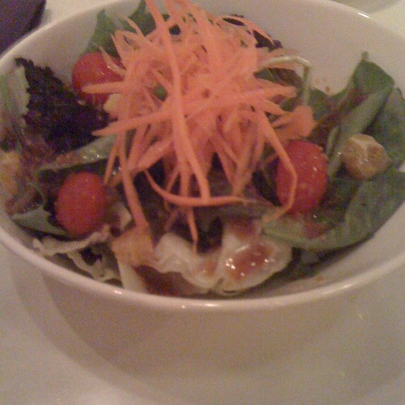 green salad - Friends Sushi on Rush, Chicago, IL