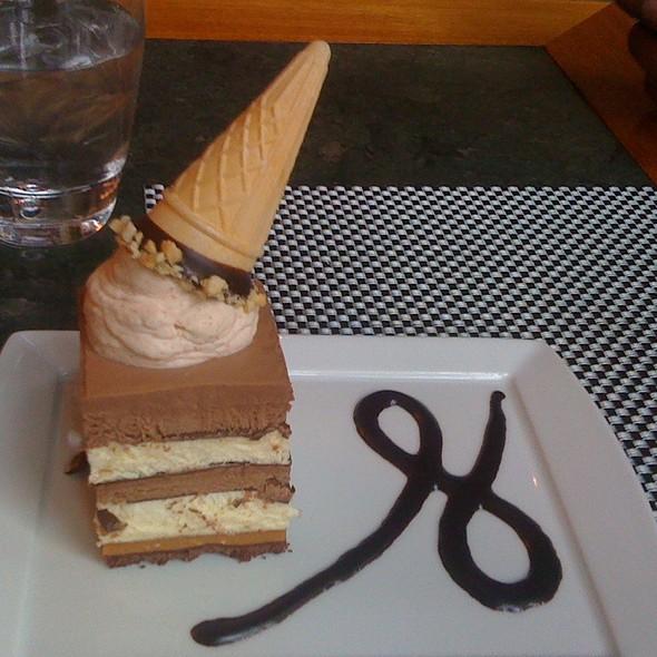 Chocolate Peanut Butter Bar - Park 75, Atlanta, GA