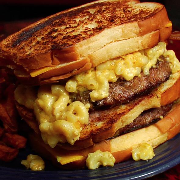 Crazy Stack - Hamburger Mary's, West Hollywood, CA