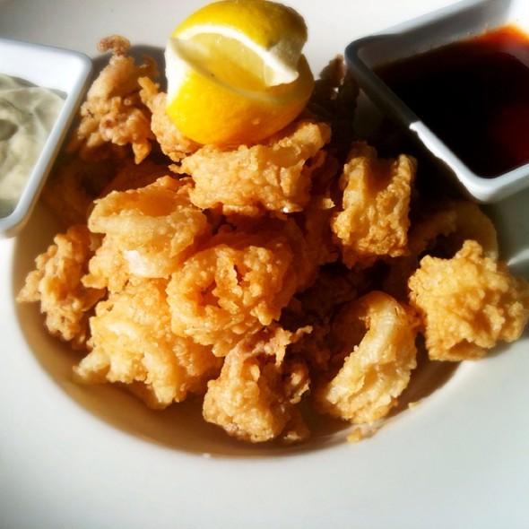Temperua Calamari - Cusp Dining & Drinks, San Diego, CA