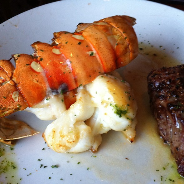 Filet And Lobster - Sullivan's Steakhouse - Baltimore, Baltimore, MD