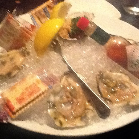 Oysters - Sullivan's Steakhouse - Baltimore, Baltimore, MD