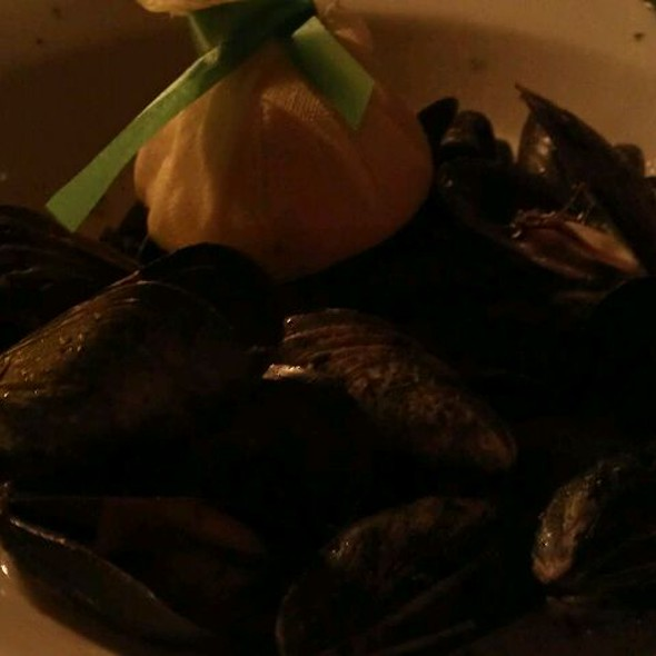 Prince Edward Island Mussels - Ryan's Restaurant, Winston-Salem, NC