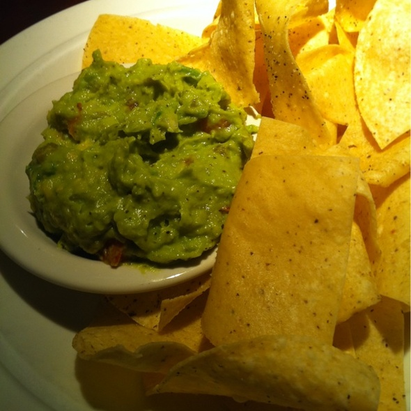 Guacamole - Binkley's Kitchen & Bar, Indianapolis, IN