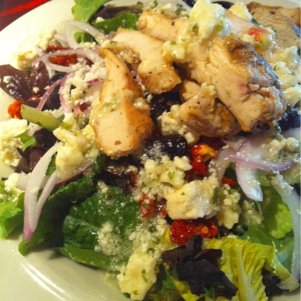 Chicken Salad - Binkley's Kitchen & Bar, Indianapolis, IN