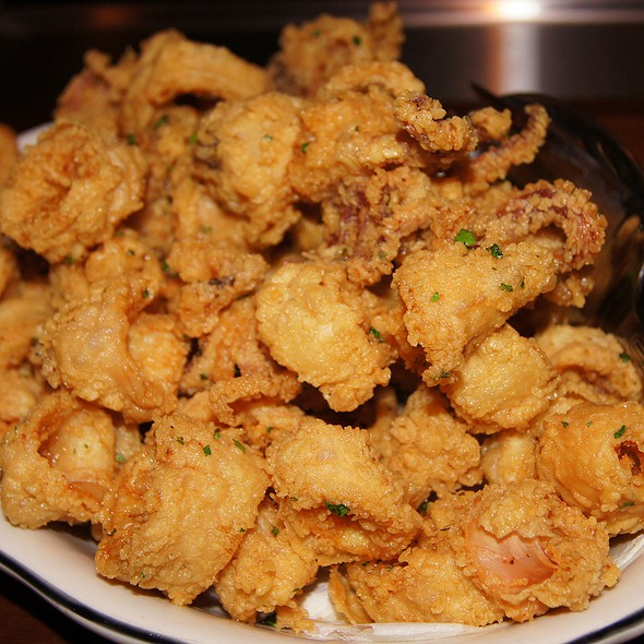Fried Calamari - Carmine's Chicago, Chicago, IL