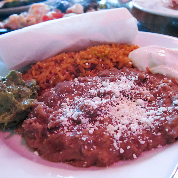 Rice and Beans - Matador Cantina, Fullerton, CA