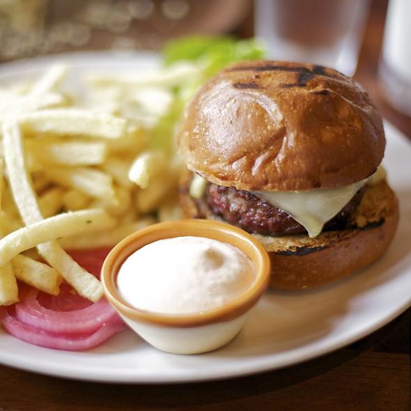 Burger - nopa - San Francisco, San Francisco, CA
