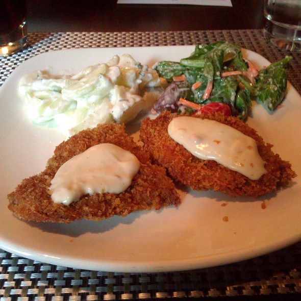 Chicken Fried Steak - Ibby's -  Washington University, St. Louis, MO