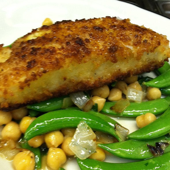 Baked Cod - Via 45, Red Bank, NJ