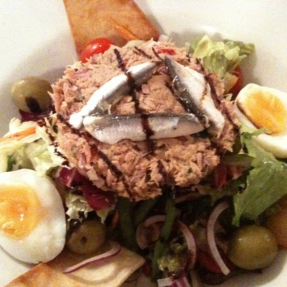 Salad Nicoise - Pierre Victoire, London
