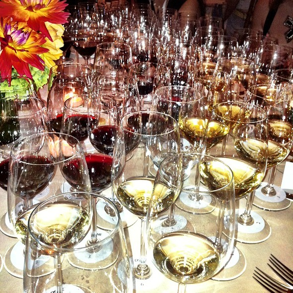 Wine Tasting - The Four Seasons Restaurant – The Grill Room, New York, NY