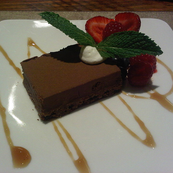 Chocolate Crunch - Quattro - Four Seasons Hotel - Houston, Houston, TX