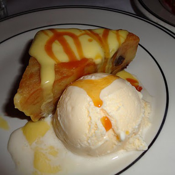 Bread Pudding - Oceanaire Seafood Room - Houston, Houston, TX