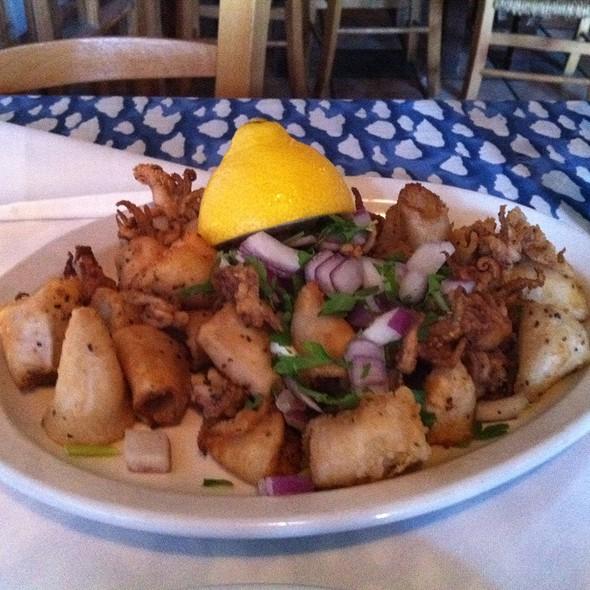 Calamari - Koutouki Taverna, Edmonton, AB