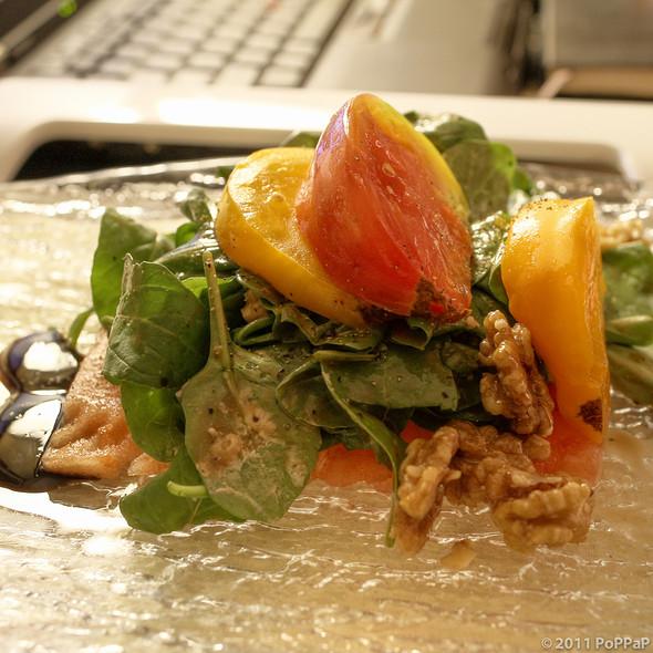 California Salad - 96th Street Bistro at Renaissance Los Angeles Airport Hotel, Los Angeles, CA