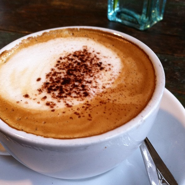 Cappuccino - Epistrophy, New York, NY