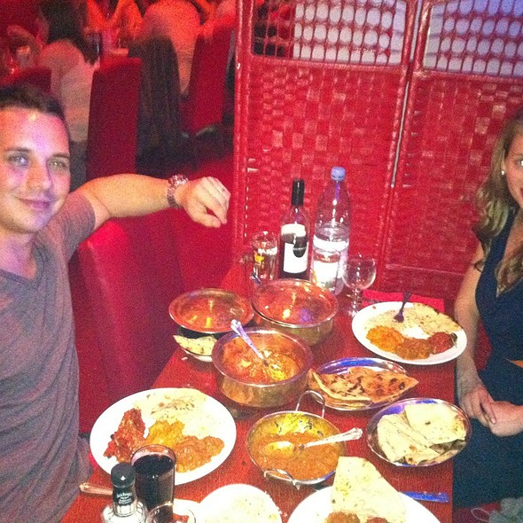 Scallop Curry - Aladin Brick Lane, London