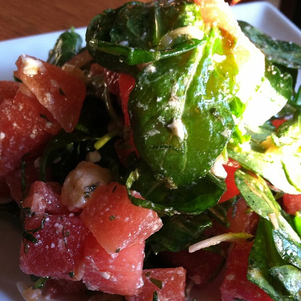 Watermelon Salad - Marion Street Cheese Market, Oak Park, IL