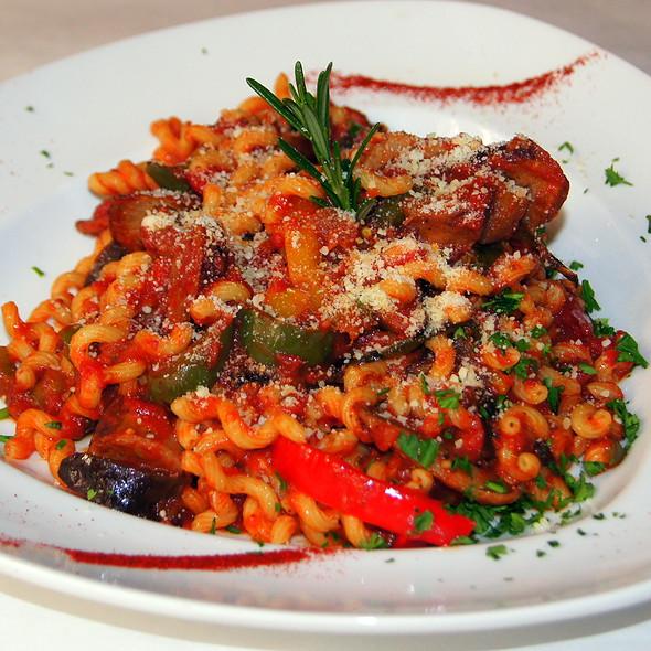 Fusilli Napoletani - Pazzo's Cucina Italiana - 23 E Jackson Blvd, Chicago, IL