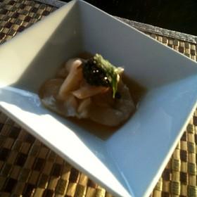 Geoduck Sashimi - Corbett's Fine Dining, Louisville, KY