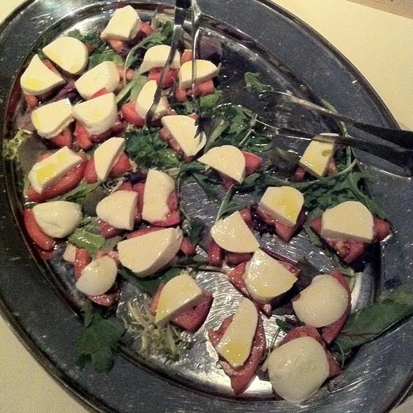 Tomatoes & Mozzarella - Mac's Steakhouse, Huntington, NY