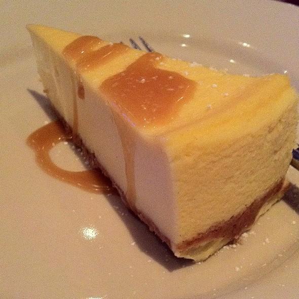 New York Cheesecake - Mac's Steakhouse, Huntington, NY