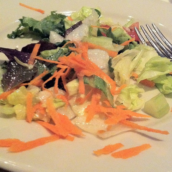 Mixed Greens Salad - Mac's Steakhouse, Huntington, NY