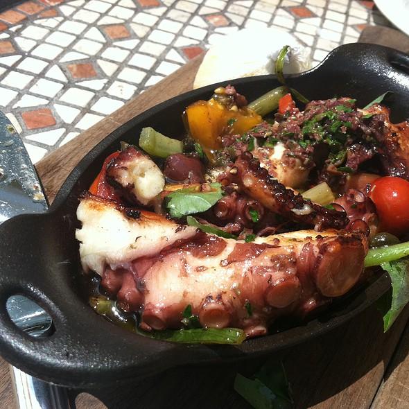 Grilled Octopus - Cecconi's Miami Beach (fka Soho Beach House - Cecconi's), Miami Beach, FL