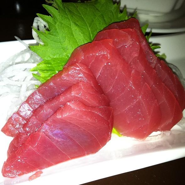 Tuna Sashimi - BlueFin Japanese Restaurant, San Jose, CA