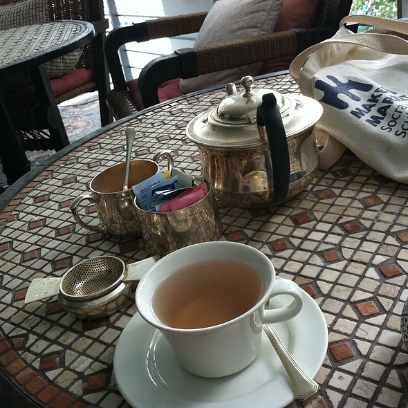 High Tea - Cecconi's Miami Beach (fka Soho Beach House - Cecconi's), Miami Beach, FL
