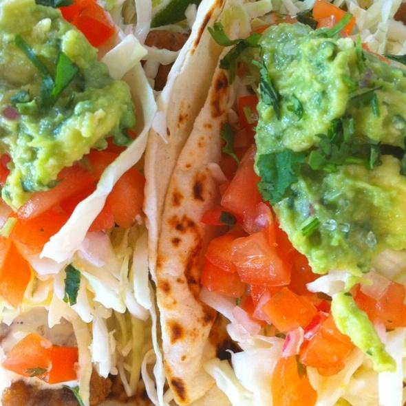 Fish Taco - The Restaurant at The Surf Lodge, Montauk, NY