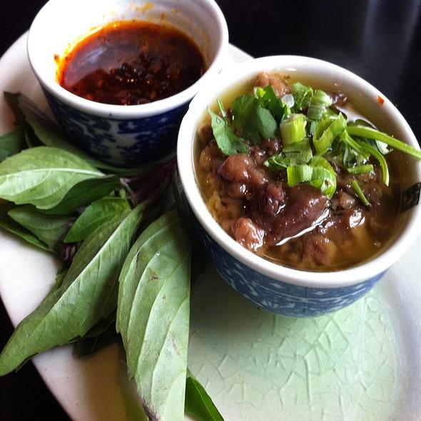 Bone Marrow - Long Provincial Vietnamese Restaurant, Seattle, WA