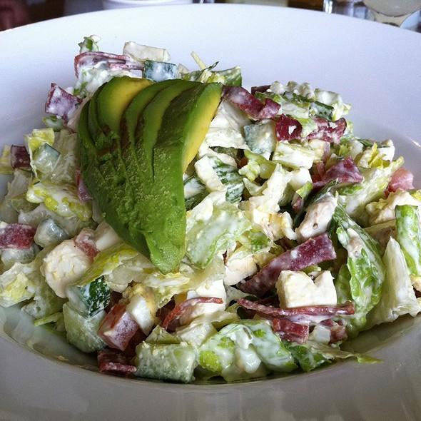 Spa Cobb Salad - The Art Gallery @ Four Seasons Hotel Westlake, Westlake Village, CA