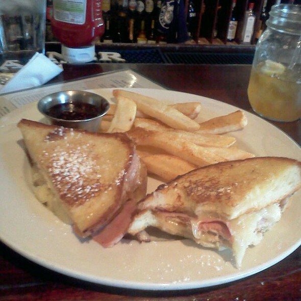 Monte Cristo Sandwich - Great Northern, Denver, CO