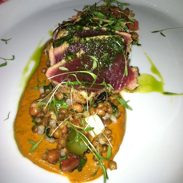Ahi tuna - South Edison, Montauk, NY